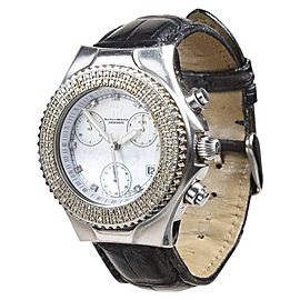 TechnoMarine Techno Diamond 44mm Womens Watch