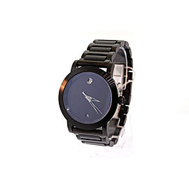 Movado 0606615 0606619 42.5mm Mens Watch