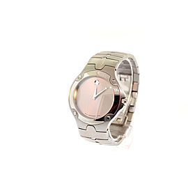 Movado 0604480 0604485 37mm Mens Watch