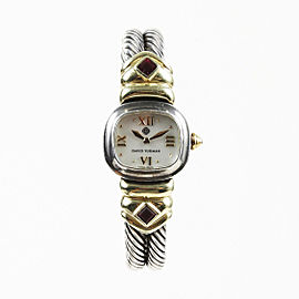 "David Yurman ""Cable"" T-44594 Womens Watch"