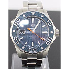 Tag Heuer Aquaracer WAJ1112 43mm Mens Watch