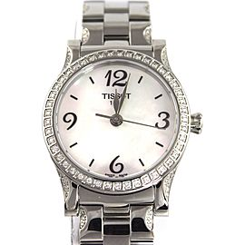 Tissot Luxury T0282101111700 28mm Womens Watch