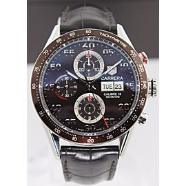 Tag Heuer Carrera CV2A12.FC6236 43mm Mens Watch