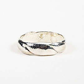 Ippolita Hammered Sterling Silver Bracelet