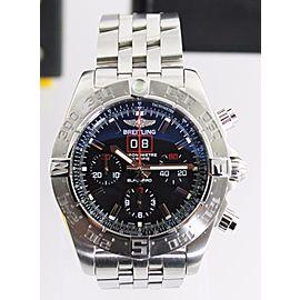 Breitling Blackbird A4436010 44mm Mens Watch
