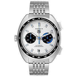 Tag Heuer Autavia Automatic Chronograph Steel Mens Watch CY2110