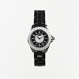 Chanel J12 28mm Womens Watch