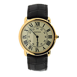 Cartier Ronde 2510 36mm Womens Watch