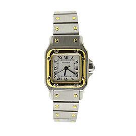 Cartier Santos 21 24mm Womens Watch