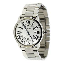 Cartier Ronde W6701011 42mm Womens Watch