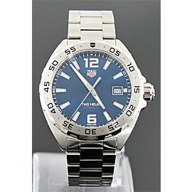 Tag Heuer Formula 1 WAZ1118.BA0875 41mm Mens Watch