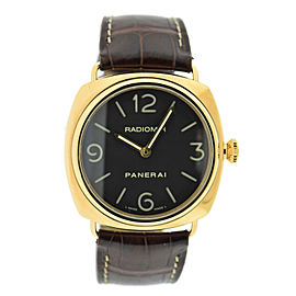 Panerai Radiomir Base 18K Rose Gold Watch PAM231