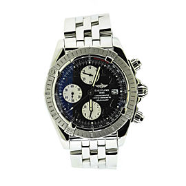 Breitling Chronomat Evolution Stainless Steel Watch A13356