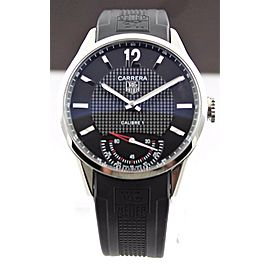TAG HEUER CARRERA LIMITED WV3010.EB0025 MANUAL WIND EXHIBITION MENS WATCH