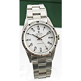ROLEX AIR KING OYSTER PERPETUAL AUTOMATIC PRECISION WATCH 14010