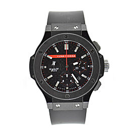 Hublot Big Bang Luna Rossa Black Ceramic Watch 301.CM.131.RX.LUN06