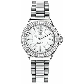 TAG HEUER LADIES FORMULA 1 WAH1218.BA0852 DIAMOND LADIES SWISS WATCH
