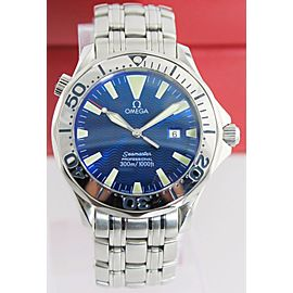 OMEGA SEAMASTER PROFESSIONAL 2065.80 LARGE BOND ELECTRIC BLUE WATCH