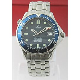 ORIGINAL OMEGA SEAMASTER PROFESSIONAL 2531.80 BOND AUTO CHRONOMETER BLUE WATCH