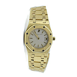 Audemars Piguet Royal Oak 18K Yellow Gold Watch