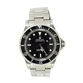 Rolex Submariner Stainless Steel Watch 5513 Circa 1982