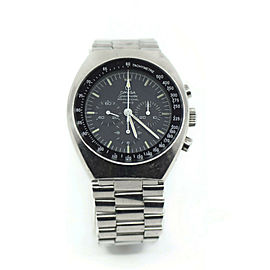 Omega Speedmaster Mark II Chronograph Stainless Steel Watch 145.014