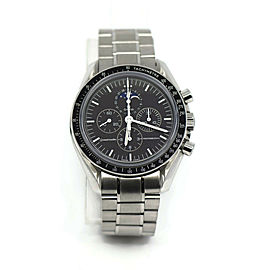 Omega Speedmaster Moon Phase Stainless Steel Watch 3576.50.00