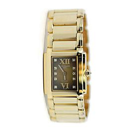 Patek Philippe Twenty 4 Diamond Tiffany & Co 18K Yellow Gold Watch 4907/1J-010
