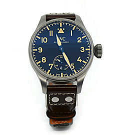 IWC Big Pilot Heritage Titanium Watch IW510301