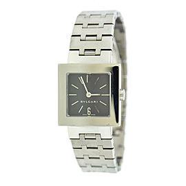 Bvlgari Quadrato Stainless Steel Watch SQ22SS