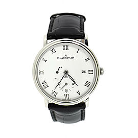 Blancpain Villeret Stainless Steel Watch 6606