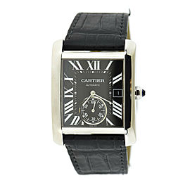 Cartier Tank MC Stainless Steel Watch W5330004