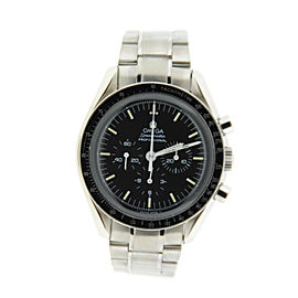 Omega Speedmaster Professional Stainless Steel Watch 145.0022