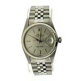 Rolex Datejust Stainless Steel Watch 16014
