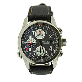 Bremont GMT Chronograph Stainless Steel Watch ALT1-Z
