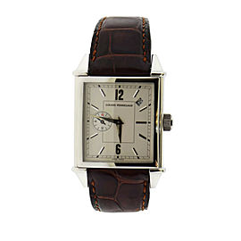 Girard Perregaux Vintage 1945 Stainless Steel Watch 2583