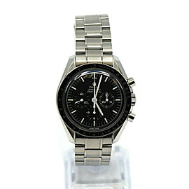 Omega Speedmaster Moonwatch Stainless Steel Watch 3570.50