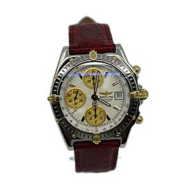 Breitling Chronomat 18K/Stainless Steel Watch B13050