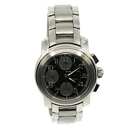 Baume & Mercier Capeland Chronograph Stainless Steel Watch MV045216