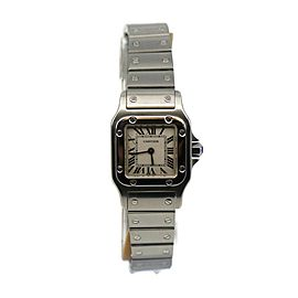 Cartier Santos Stainless Steel Watch 1565