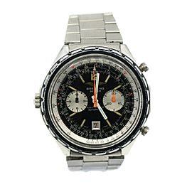 Breitling Navitimer Iraqi Air Force Chronograph Stainless Steel Watch 1806