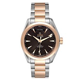 Omega Seamaster Aqua Terra Steel Rose Gold Watch 231.20.42.22.06.001