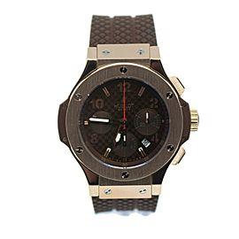 Hublot Big Bang Cappuccino Chronograph 18K Rose Gold Watch 301.PC.1007.RX