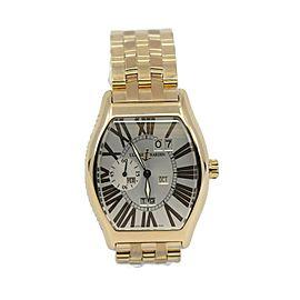 Ulysse Nardin Michelangelo Perpetual Calendar 18K Rose Gold Watch 336-48