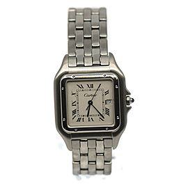 Cartier Panthere Stainless Steel Watch 1300