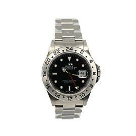 Rolex Explorer II Stainless Steel Watch 16570