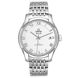 Omega DeVille Co-Axial 41mm Silver Dial Watch 433.10.41.21.02.001