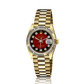 Rolex Presidential 68278 31mm Womens Watch