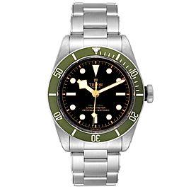 Tudor Heritage Black Bay Harrods Special Edition Mens Watch