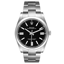 Rolex Oyster Perpetual 41mm Automatic Steel Mens Watch